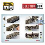 WW II AMERICAN ETO SOLUTION BOX