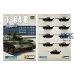 T-54B Decals 1:72