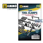 Tiger tool clamps 1:35