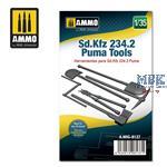 1/35 Sd.Kfz 234/2 Puma Tools