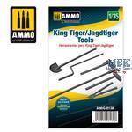 1/35 King Tiger/ Jagdtiger Tools