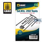 1/35 Sd.Kfz. 250 Tools