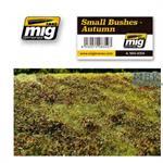 Small Bushes - Autumn