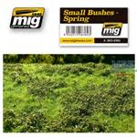 Small Bushes - Spring