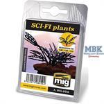 SCI-FI PLANTS - Science Fiction Pflanzen