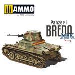 Panzer I Breda, Spanish Civil War 1936 - 1939