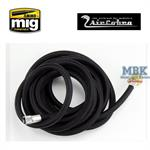 "10 foot braided air hose 1/8"" X 1/4"""