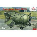 Soviet Atom Bomb RDS-3