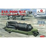 FAB-9000 M54 Soviet High explosive Bomb