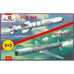 AGM-84E / AGM-84H