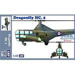 Westland WS-51 Dragonfly HC.2 rescue