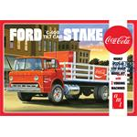 Ford C600 STAKE BED w/COCA-COLA machines 1:25