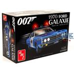 James Bond 1970 Ford Galaxie  Police Car