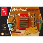 """Weekend Wrenching"" Garage Accessory Set #1"