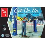 """Get On Up"" Garage Accessory Set #3"