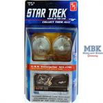 Star Trek U.S.S Enterprise NCC-1701 (Snap-Fit)