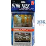Star Trek Klingon D7 Battle Cruiser (Snap-Fit)