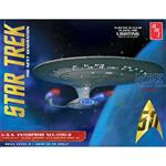 Star Trek U.S.S. Enterprise 1701-D (Clear Edition)