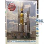H-IIB Rocket & Launcher w/Real Fairing Fragment