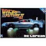 """""""Zurück in die Zukunft 2"""" Delorean Super Detail"""