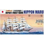 Japanese 4 Mast Bark Nippon Maru  1/350