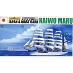Japanese 4 Mast Bark Kaiwo Maru  1/350