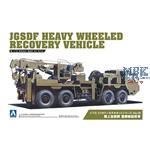 JGSDF Heavy Wheeled Recovery