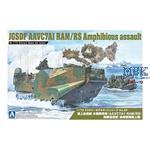 JGSDF AAVC7A1 RAM/ RS Amphibious assault