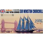 3-Mast Topsail-Schooner Sir Winston Churchill