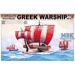 Greek Warship 100 B.C.