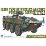 JGSDF Type 96 Wheeled Armored Personnel Carrier A