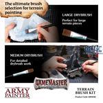 Game Master Terrain Brush Kit
