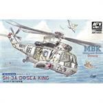 Sikorsky SH-3A/D Sea King 1:144