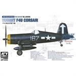 Vought F4U-1/1A/1C/1D Corsair 1:144