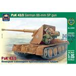 German 8,8cm self-pr. antitank gun PaK