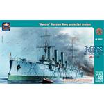"""Aurora"" Russian Navy protected cruiser 1:400"