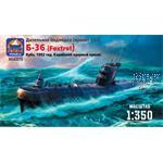 U-Boot Projekt 641 Cuban Crisis 1:350