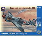 Yakovlev Yak-9DD Russian fighter