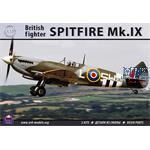 "Supermarine ""Spitfire"" Mk.IX British fighter"