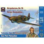 Yakovlev Yak-7B Ace Petr Pokryshev