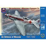 """Mikoyan-Gurevich 3""  Defense of Moscow 1941-1942"