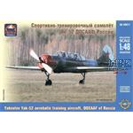 Yakovlev Yak-52 erobatic training aircraft Maestro