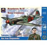 Yakovlev Yak-9T Ace Ivan Stepanenko