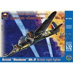 "Bristol ""Blenheim"" Mk.IF British night fighter"