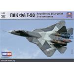 PAK FA T-50 5th generation fighter