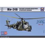 Mil Mi-24V attack helicopter