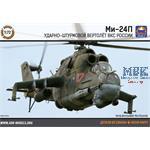 Mil Mi-24P Russian + PE + resin