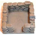 Sandsackstellung  / Sand bag bunker