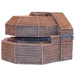 Offener Ringstand / open ring bunker