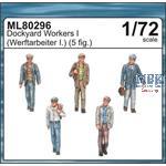 Werftarbeiter I / Dockyard workers I